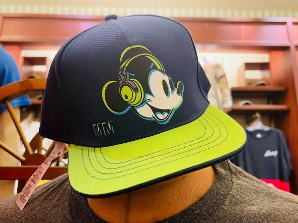 mickey ballcap