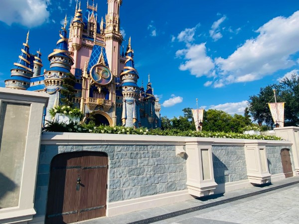 magic kingdom stage