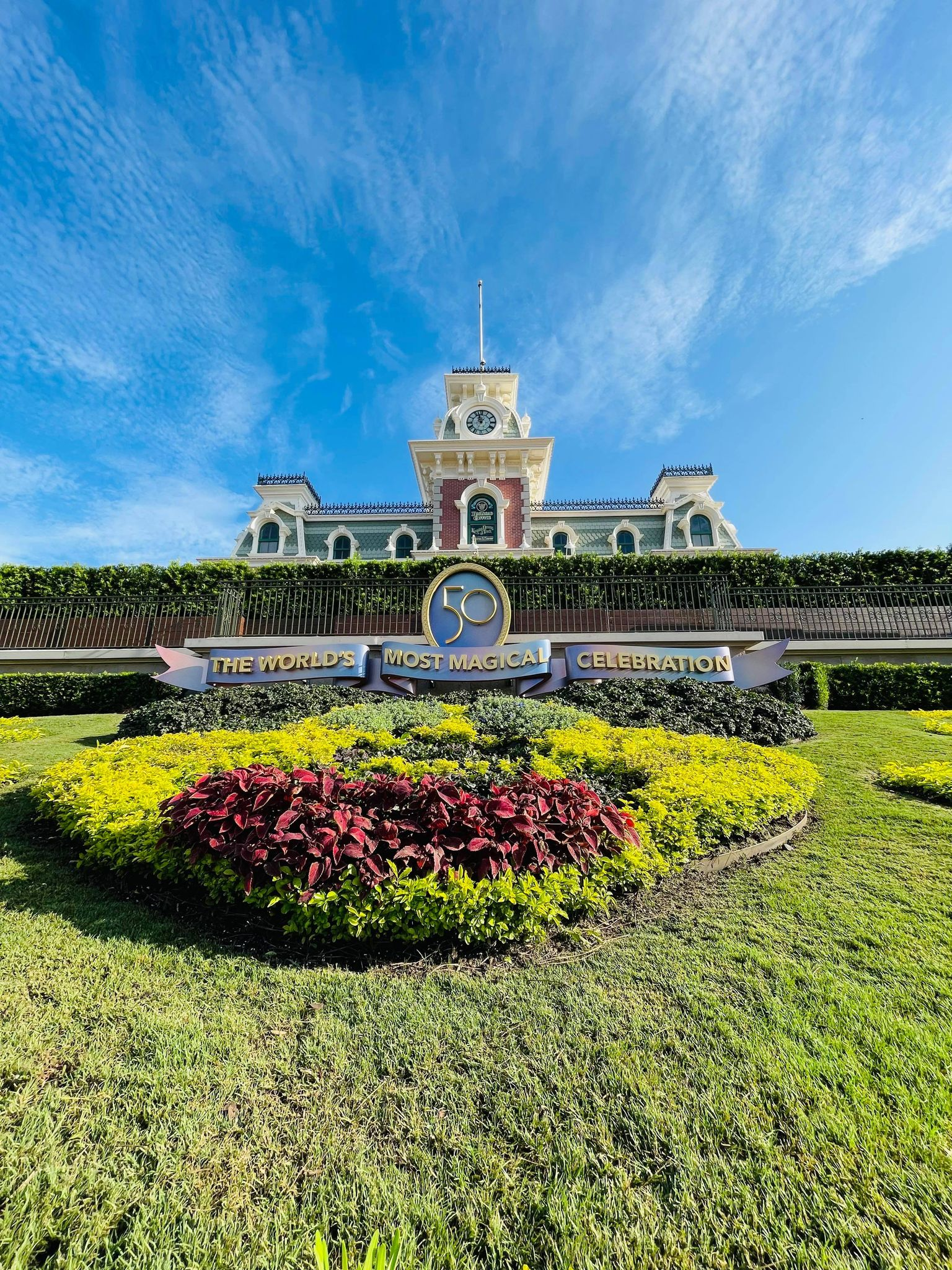 Luxury resort Disney World