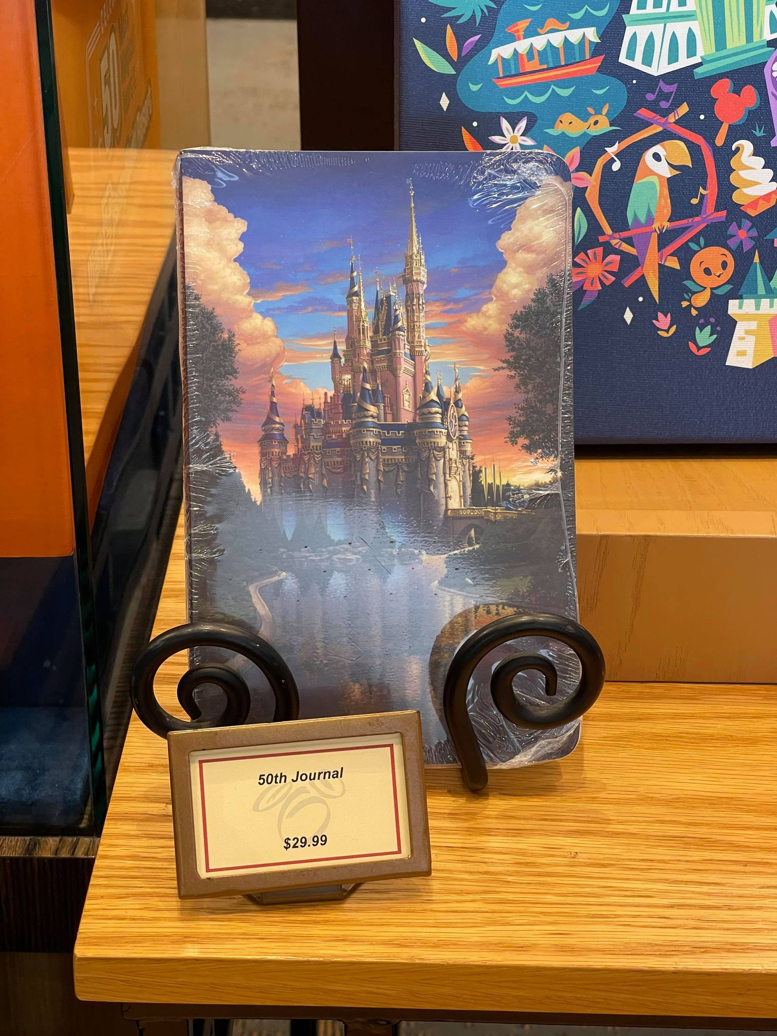 Disney 50th Anniversary collectibles