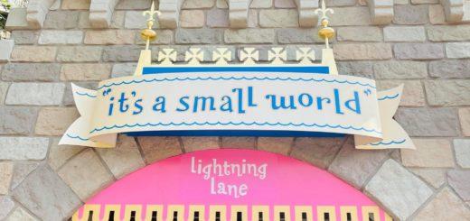 Lighting Lane Magic Kingdom