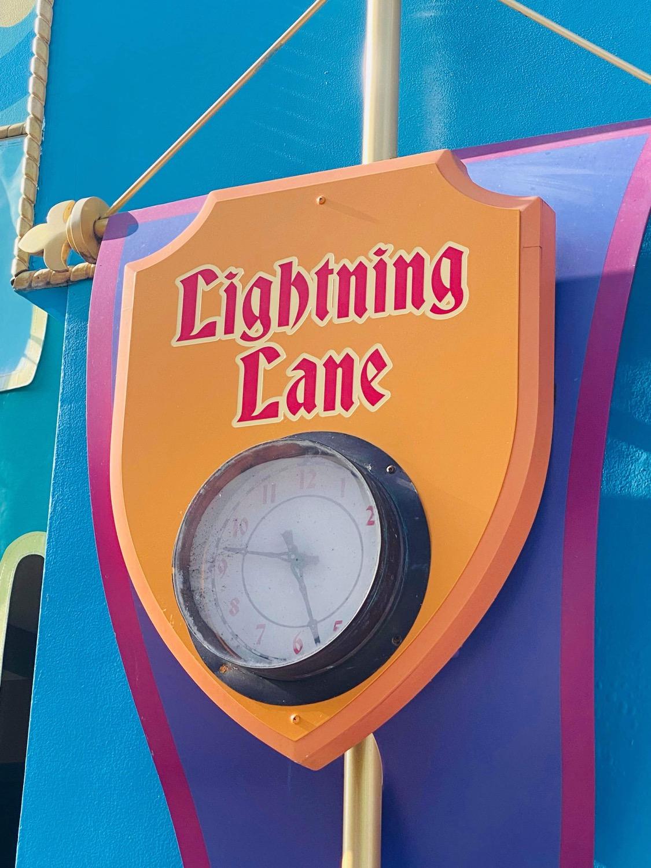 Lightning Lane