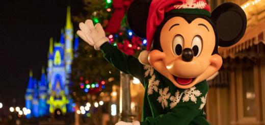 Disney 2021 holidays