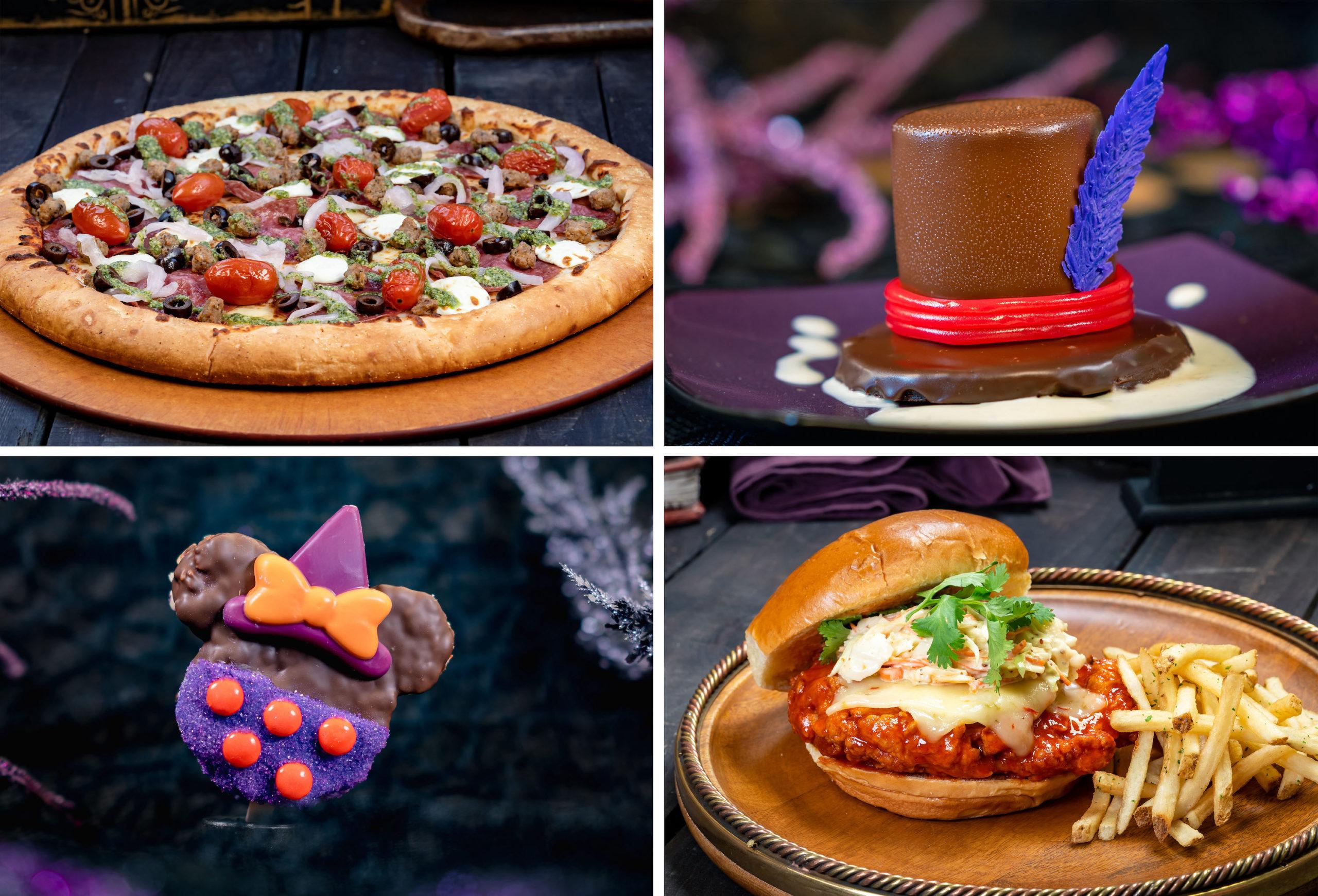 Disneyland snack