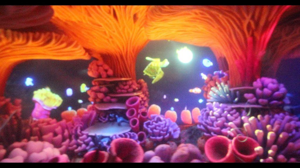 Fining Nemo Submarine