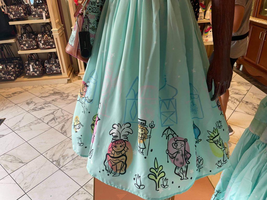 Small World dress