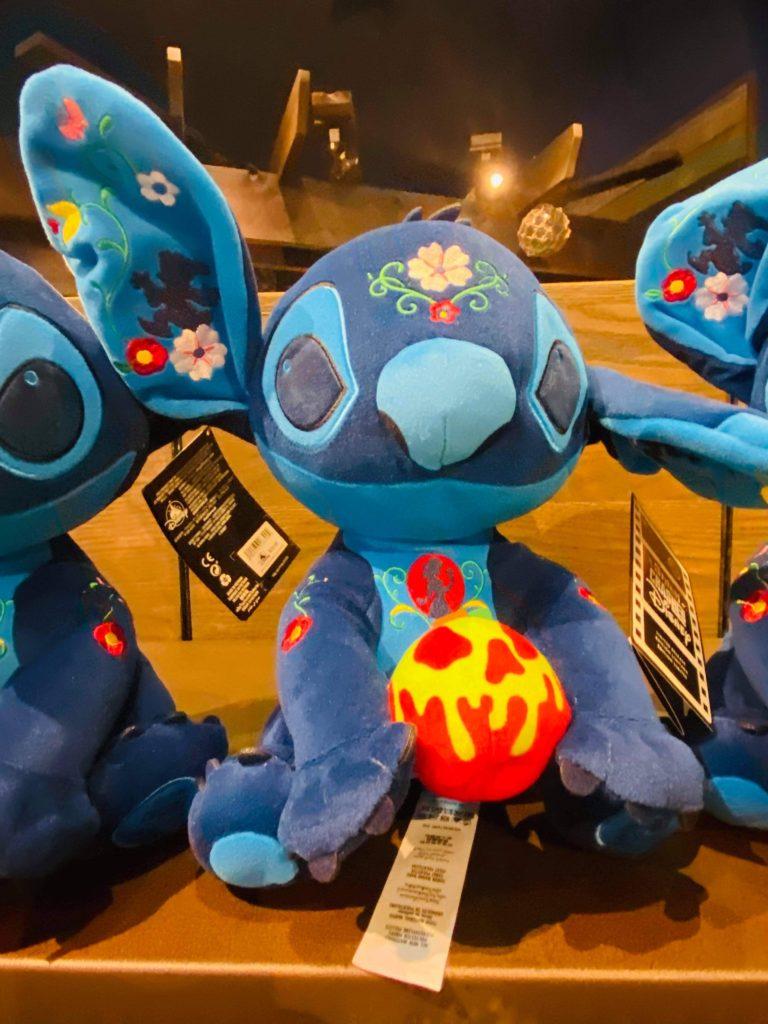 Stitch Crashes