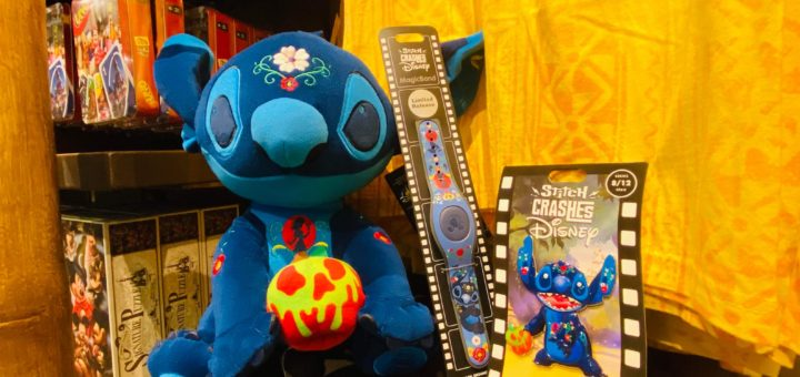 Stitch Crashes Disney- Snow White Edition released Today!
