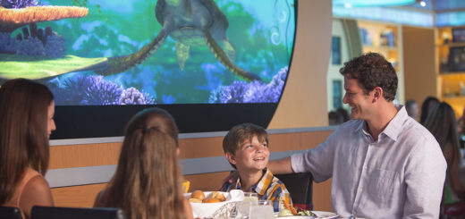 Disney Cruise Dining Rotation