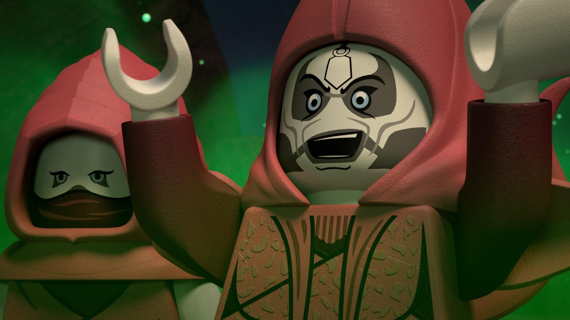 LEGO Star Wars Terrifying Tale