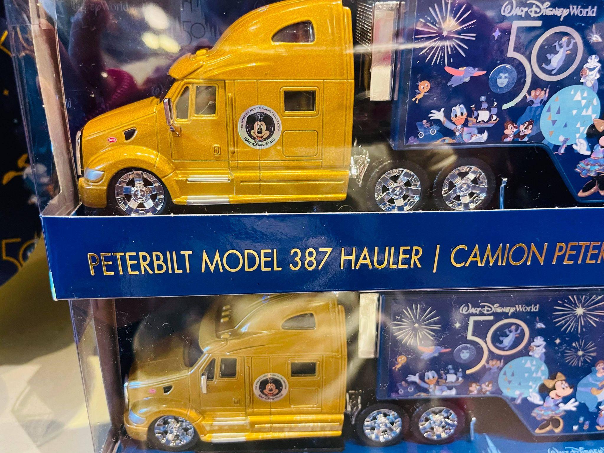 peterbilt 50th anniversary truck