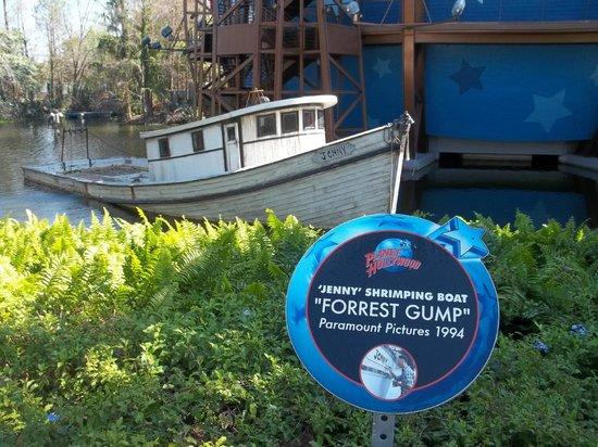 jenny shrimp boat planet hollywood