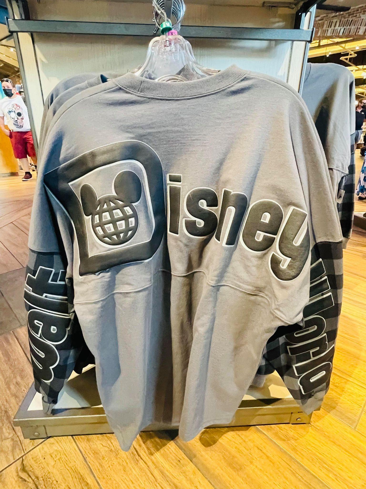 spirit jersey gray black checkers
