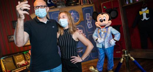 Disney Character meet greets
