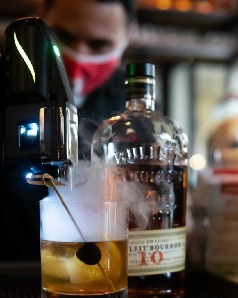 Build Your Own Old Fashioned at Polite Pig