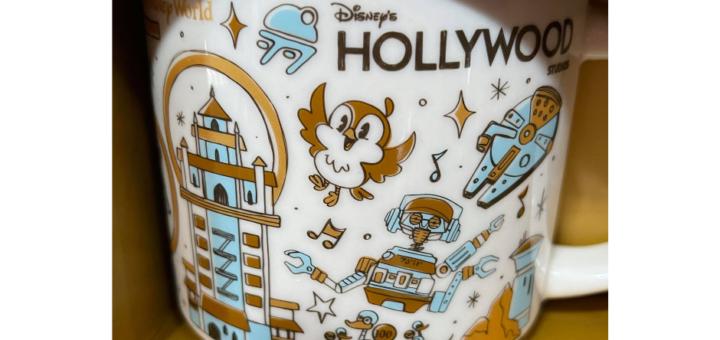 50th Anniversary Hollywood Studios Mug