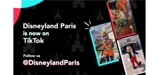 Disneyland Paris Tik Tok