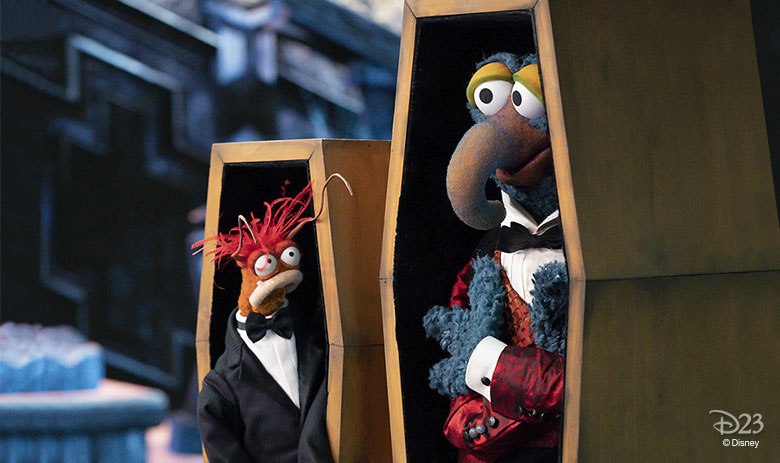 Gonzo and Pepe