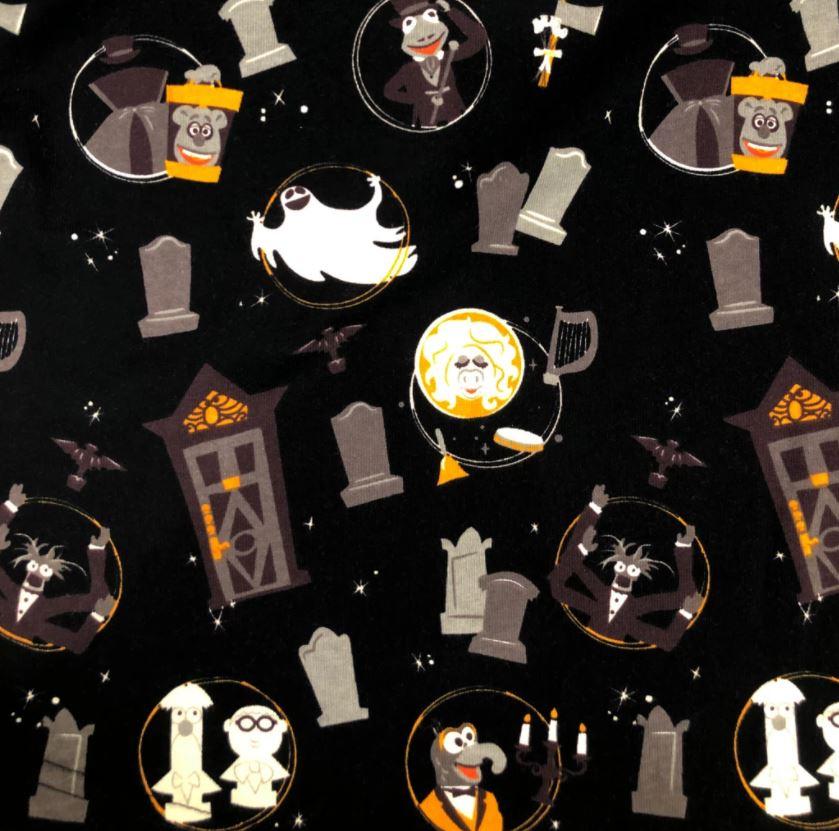 d23 gold muppets mansion merchandise