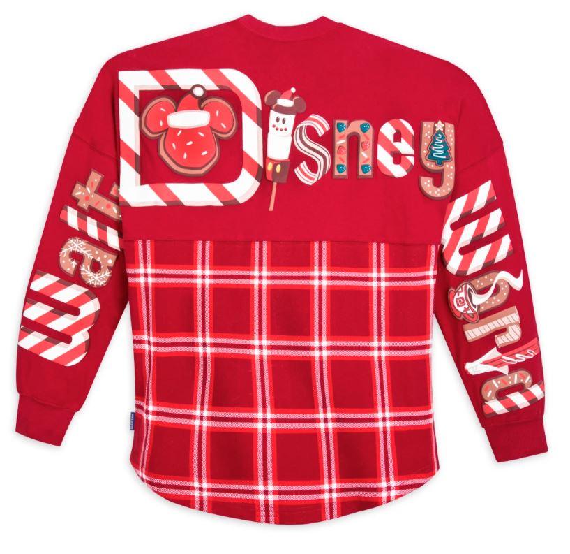 shopdisney holiday spirit jerseys 2021