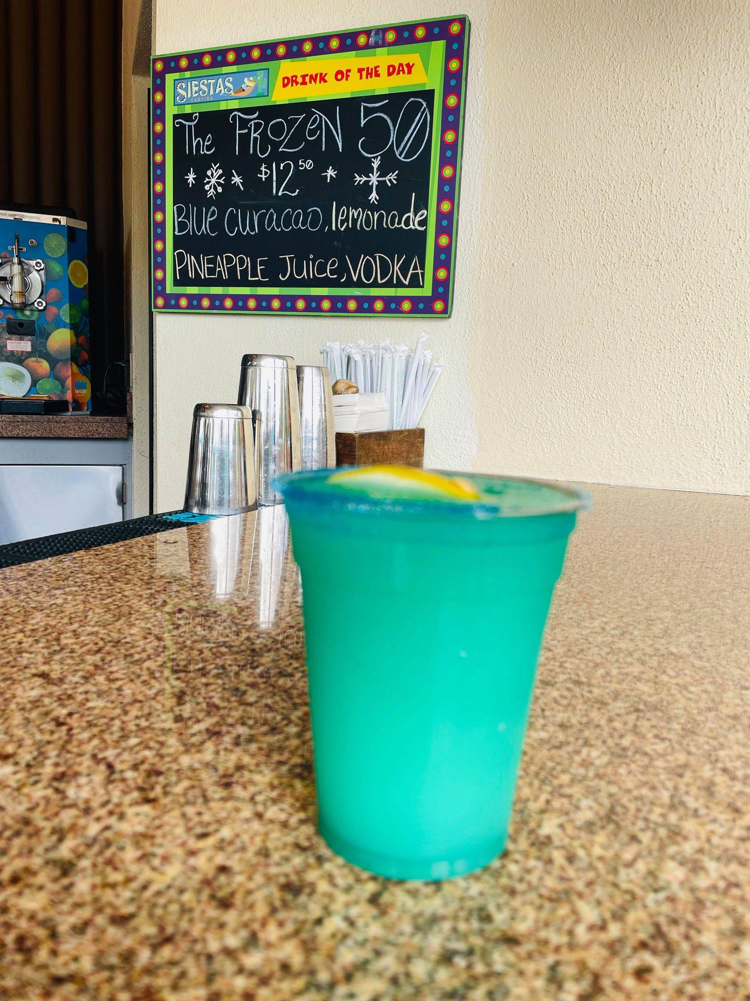 coronado springs frozen 50 cocktail