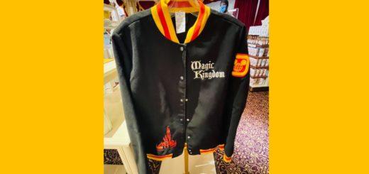Magic Kingdom Letterman jacket