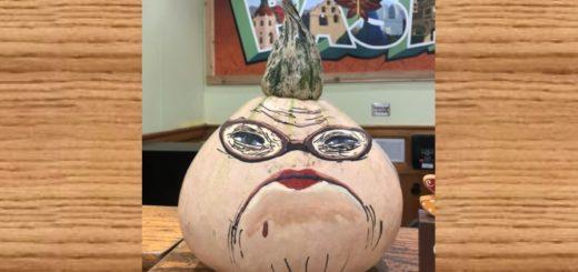 Roz Pumpkin
