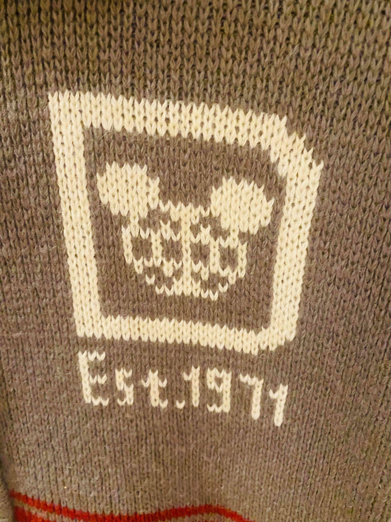 spirit jersey sweater